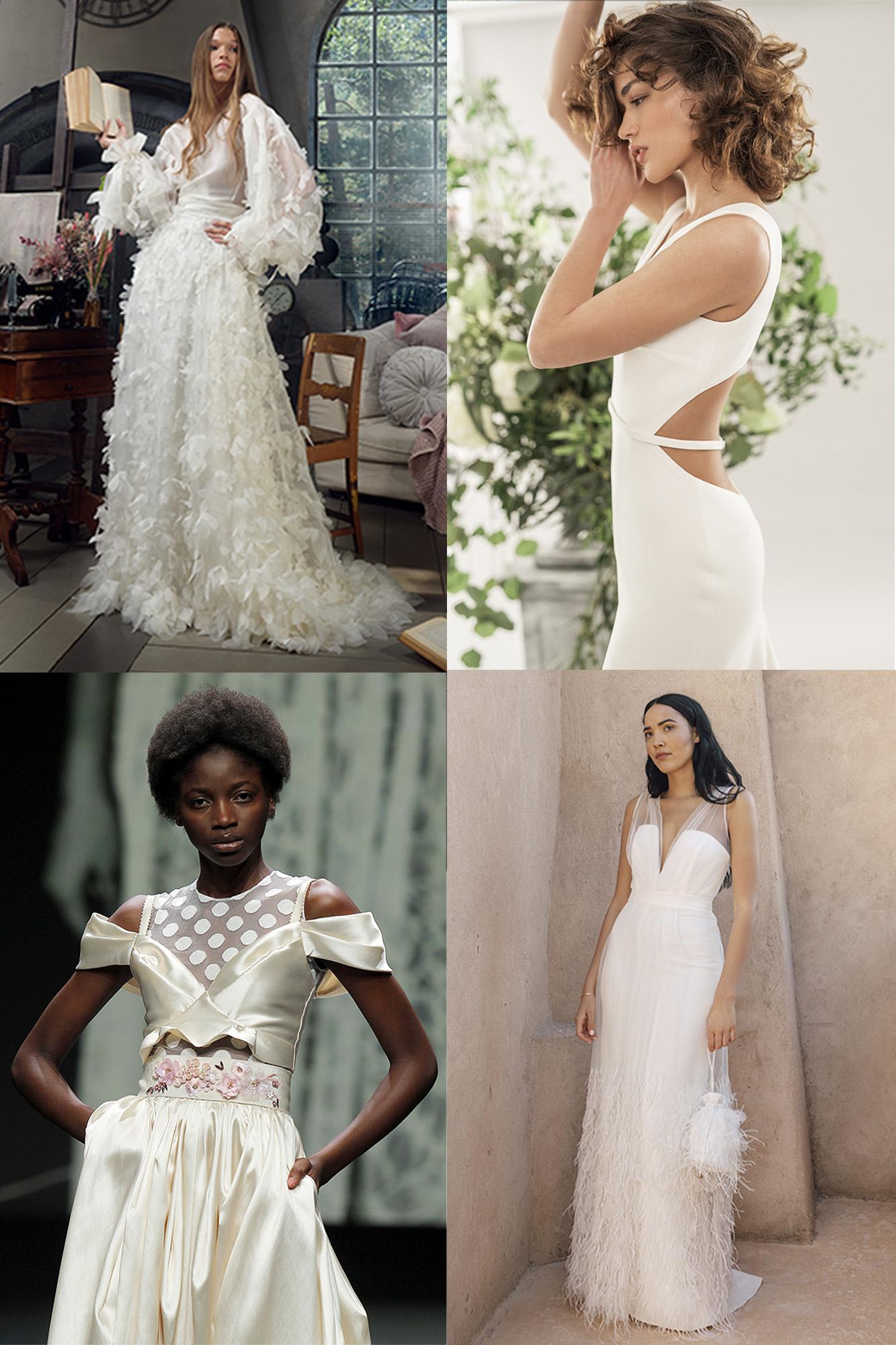 Le tendenze della Moda Sposa nell'era post covid